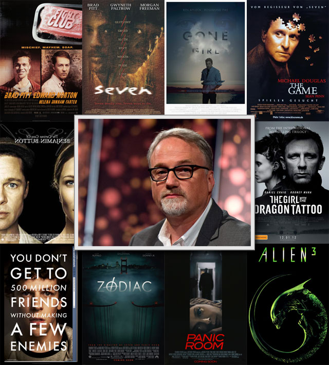 an analysis of films directed by david fincher It was amazing how closely directed and written chuck palahniuk and david fincher's versions were however, the role in both that stood out to me the most was the role of marla marla was the biggest influence in discovering the narrator.