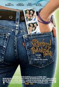 Джинсы – талисман / The Sisterhood of the Traveling Pants (2005)