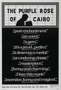 Пурпурная роза Каира / The Purple Rose of Cairo (1985)