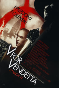 """V"" значит Вендетта / V for Vendetta (2006)"